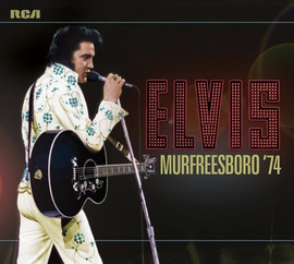 Elvis: Murfreesboro '74 FTD Soundboard CD Set