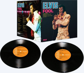 Elvis: The Fool Album 2 LP Record Set from FTD Vinyl