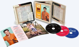 'Elvis: The Viva Las Vegas Sessions' 3 CD Boxset (in slipcase)