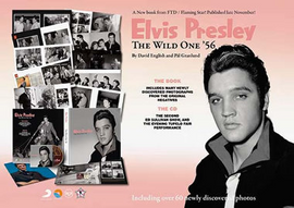 Elvis: 'The Wild One '56' Book from FTD