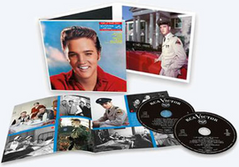 Elvis: 'For LP Fans Only' 2 CD Special Edition Classic Album