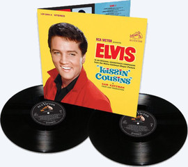 Elvis: Kissin' Cousins | Limited Vinyl Edition 2 LP Set