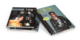 Elvis - Behind The Image The Book - Vol. 1 Hardcover Book