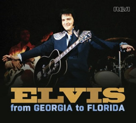 Elvis: From Georgia To Florida 2 CD Soundboard Concert Set
