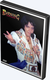 Elvis: Burning in Birmingham DVD