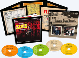 Elvis: American Sound 1969 Sessions 5 CD Boxset from FTD | Elvis Presley
