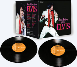 Love Letters From Elvis (2-LP Limited Edition) from FTD