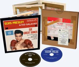 Elvis: The Kid Galahad Sessions 2 CD Boxset