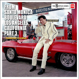 From Santa Monica Boulevard Los Angeles, California Part 3 + Soundstage Recordings CD