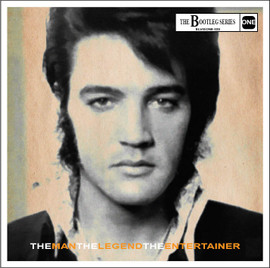 The Man The Legend The Entertainer (The Bootleg Series) CD