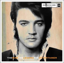Elvis: The Man The Legend The Entertainer CD | Elvis Presley