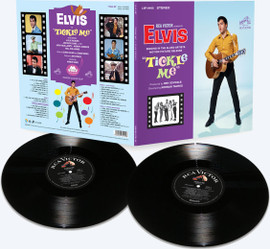 Elvis: 'Tickle Me' Limited Edition 2-LP set from FTD