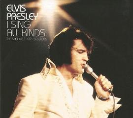 I Sing All Kinds FTD CD (Elvis Presley)