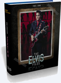 The Elvis Files Volume 4 1965-1968 : Hardcover Book : .50 pages, 1.30 + pictures
