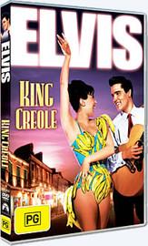 King Creole Elvis Presley DVD