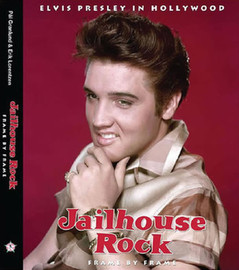 Elvis: Jailhouse Rock : Frame By Frame : Deluxe Hardcover Book