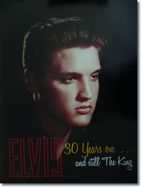 Elvis 30 Years And Still The King : BMG Australia Promotional Poster