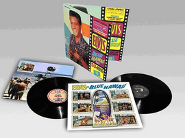 Blue Hawaii : 2 LP FTD Vinyl Limited Edition