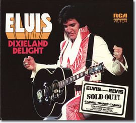 Dixieland Delight : 1975 : Elvis Presley FTD 2 CD Set [2 Concerts]