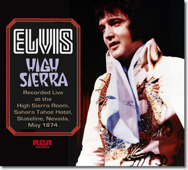 Elvis: High Sierra May 1974 | Elvis Presley FTD CD