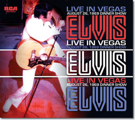Elvis: Live In Las Vegas August 26, 1969 Dinner Show CD from FTD