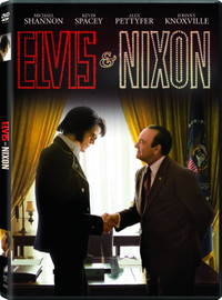Elvis & Nixon DVD (Michael Shannon and Kevin Spacey)