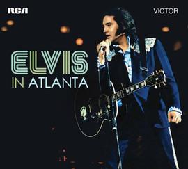 Elvis In Atlanta 2 CD soundboard from FTD