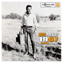 Elvis 1967 CD (including 22 previously unreleased outtakes)