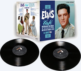 Elvis: 'Café Europa | G.I. Blues Vol. 2' limited edition 2 LP Set