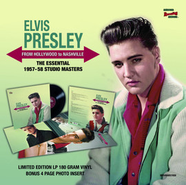 Clear Vinyl | From Hollywood To Nashville - The Essential 1957-58 Studio Masters Vinyl LP