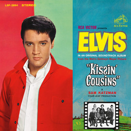 Elvis: 'Kissin' Cousins' Classic Album Movie Soundtrack CD