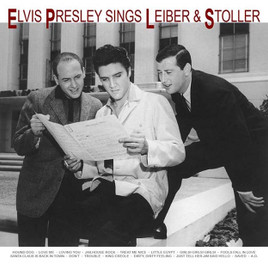 Elvis Presley Sings Leiber & Stoller (The original album series) CD