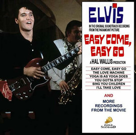 Elvis: Easy Come, Easy Go (Bootleg Series) CD | Elvis Presley