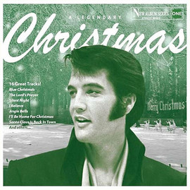Elvis: A Legendary Christmas CD