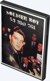 Elvis Soldier Boy 53 310 761 DVD | Elvis Presley's Military Tour Of Duty 1958-1960