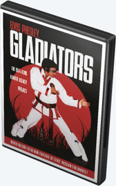 Elvis Gladiators DVD | Elvis Presley Karate 1974
