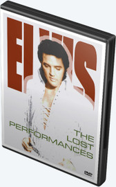 Elvis: The Lost Performances DVD (Elvis Presley)