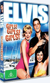 Girls!, Girls!, Girls! DVD (Elvis Presley)