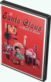 Elvis Santa Claus Is Back In Town DVD (Elvis Presley)