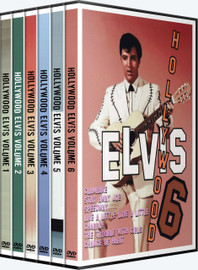 Hollywood Elvis Volumes 1-6 DVD (Elvis Presley)