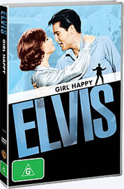 Girl Happy Elvis Presley DVD