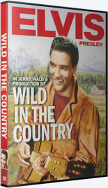 Elvis: Wild In The Country DVD (Elvis Presley)