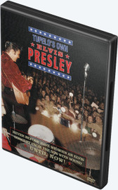 Tupelo's Own Elvis Presley DVD