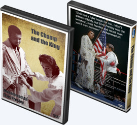The Champ and the King DVD | Elvis Presley & Muhammad Ali