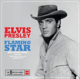 Elvis Presley Sings Flaming Star CD