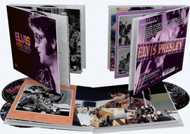 Elvis: 'Summer Festival 1970 – The Rehearsals' 3CD Deluxe set from MRS