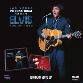 Las Vegas International Presents Elvis - August 1969 (LP 180g) | Elvis Presley | Vinyl Record Set