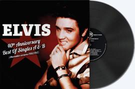 Elvis: 40th Anniversary Best of Singles A & B double LP | Elvis Presley