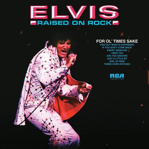 "Elvis: Raised On Rock 2 CD : FTD Special Edition / Classic Album 7"" Presentation (Elvis Presley)"