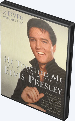 He Touched Me : The Gospel Music Of Elvis Presley DVD
